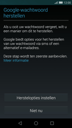 Huawei Ascend G7 - apps - account instellen - stap 11