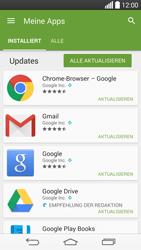 LG G3 - Apps - Nach App-Updates suchen - Schritt 6