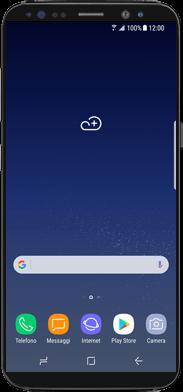 Samsung Galaxy Note 8 - WiFi - Attivare WiFi Calling - Fase 1