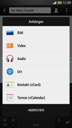 HTC One Mini - MMS - Erstellen und senden - Schritt 14