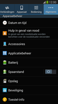 Samsung N9005 Galaxy Note III LTE - Software updaten - Update installeren - Stap 5