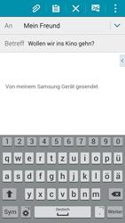 Samsung A500FU Galaxy A5 - E-Mail - E-Mail versenden - Schritt 9