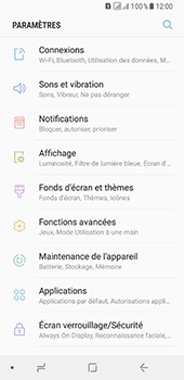 Samsung Galaxy A8 - Applications - Supprimer une application - Étape 4