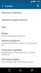 HTC One M9 - Logiciels - Installation de mises à jour - Étape 5
