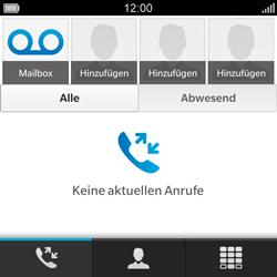 BlackBerry Q5 - Anrufe - Rufumleitungen setzen und löschen - Schritt 4
