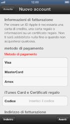 Apple iPhone 5 - Applicazioni - configurazione del negozio applicazioni - Fase 13