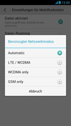 Huawei Ascend G526 - Netzwerk - Netzwerkeinstellungen ändern - 6 / 7