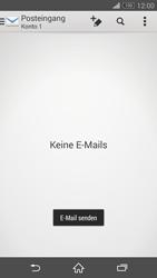 Sony D5803 Xperia Z3 Compact - E-Mail - E-Mail versenden - Schritt 15