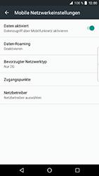 BlackBerry DTEK 50 - Netzwerk - Netzwerkeinstellungen ändern - Schritt 7