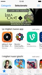 Apple iPhone 5 iOS 9 - Applicazioni - Configurazione del negozio applicazioni - Fase 3