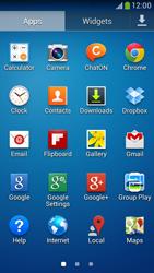 Samsung C105 Galaxy S IV Zoom LTE - Internet - Internet browsing - Step 2