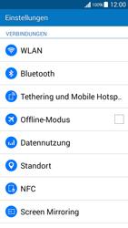 Samsung G530FZ Galaxy Grand Prime - WLAN - Manuelle Konfiguration - Schritt 4
