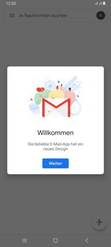 Samsung Galaxy A80 - E-Mail - Konto einrichten (gmail) - Schritt 14