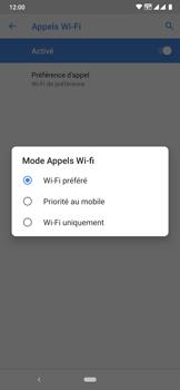 Nokia 6.2 - WiFi - Activez WiFi Calling - Étape 12