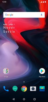 OnePlus 6 - Internet - Configuration manuelle - Étape 1