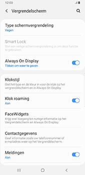 Samsung Galaxy S9 Plus - Android Pie - Beveiliging - stel in of wijzig pincode voor je toestel - Stap 5