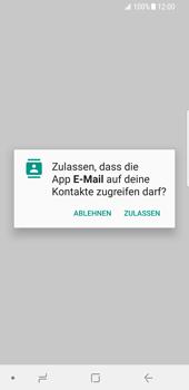 Samsung Galaxy S8 - E-Mail - Konto einrichten (outlook) - 5 / 14