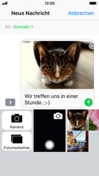 Apple iPhone 5s - MMS - Erstellen und senden - 0 / 0