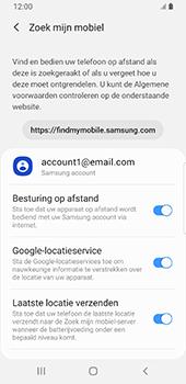 Samsung Galaxy S9 Android Pie - Toestel - stel Zoek mijn mobiel in - Stap 9