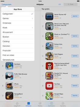 Apple iPad 4th generation (Retina) met iOS 7 - Applicaties - Downloaden - Stap 6