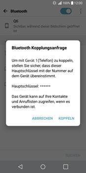 LG Q6 - Bluetooth - Geräte koppeln - Schritt 9