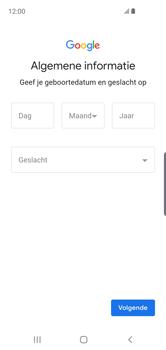 Samsung Galaxy S10e - apps - account instellen - stap 8