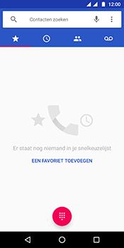 Motorola Moto G6 - voicemail - handmatig instellen - stap 4