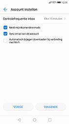 Huawei P10 - Android Oreo - E-mail - Handmatig instellen (yahoo) - Stap 8