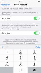 Apple iPhone 6 iOS 8 - Apps - Einrichten des App Stores - Schritt 17