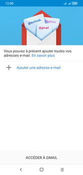 Alcatel 1S (2020) - E-mails - Ajouter ou modifier votre compte Gmail - Étape 5