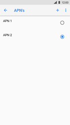 Nokia 5 - Android Oreo - Internet - buitenland - Stap 21