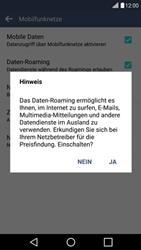 LG G4c - Ausland - Im Ausland surfen – Datenroaming - 2 / 2