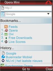 Nokia X2-00 - Internet - Internet browsing - Step 6