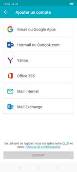 Oppo A9 2020 - E-mails - Ajouter ou modifier votre compte Outlook - Étape 5
