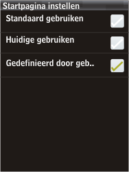 HTC F3188 Smart - Internet - handmatig instellen - Stap 16