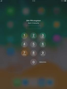 Apple iPad Air 2 - iOS 11 - Persönliche Einstellungen von einem alten iPhone übertragen - 27 / 29
