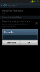 Samsung Galaxy S III - Internet und Datenroaming - Manuelle Konfiguration - Schritt 22
