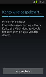 Samsung I9100 Galaxy S2 mit Android 4.1 - Apps - Konto anlegen und einrichten - Schritt 19