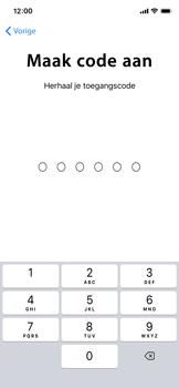 Apple iphone-x-met-ios-13-model-a1901 - Instellingen aanpassen - Nieuw toestel instellen - Stap 21