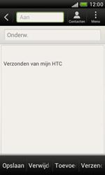 HTC T328e Desire X - E-mail - E-mails verzenden - Stap 5