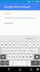 Sony Xperia Z5 Compact - Apps - Einrichten des App Stores - Schritt 5