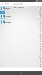 Sony C6833 Xperia Z Ultra LTE - Contactgegevens overzetten - delen via Bluetooth - Stap 7