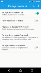Sony Xperia Z5 Compact - Internet et connexion - Utiliser le mode modem par USB - Étape 9