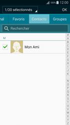 Samsung Galaxy A3 (A300FU) - Contact, Appels, SMS/MMS - Envoyer un SMS - Étape 9