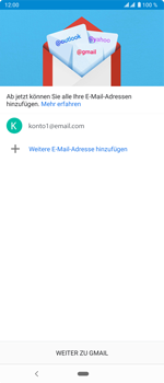 Sony Xperia 5 - E-Mail - Manuelle Konfiguration - Schritt 22