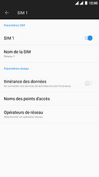 OnePlus 5 - Internet - Configuration manuelle - Étape 7