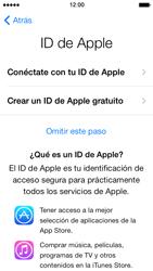Apple iPhone 5s - Primeros pasos - Activar el equipo - Paso 10