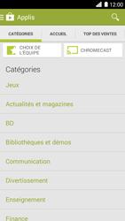 Huawei Ascend G6 - Applications - Télécharger des applications - Étape 6