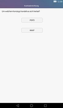 Huawei MediaPad T1 (7.0) - E-Mail - Konto einrichten - 0 / 0