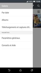 HTC One A9 - Photos, vidéos, musique - Envoyer une photo via Bluetooth - Étape 5